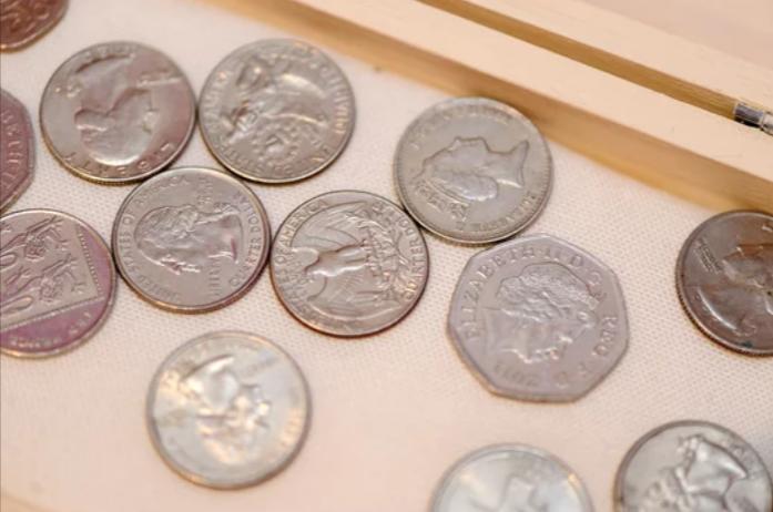 arras de boda13 monedas significado