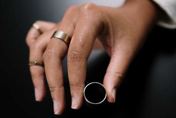 talla anillo